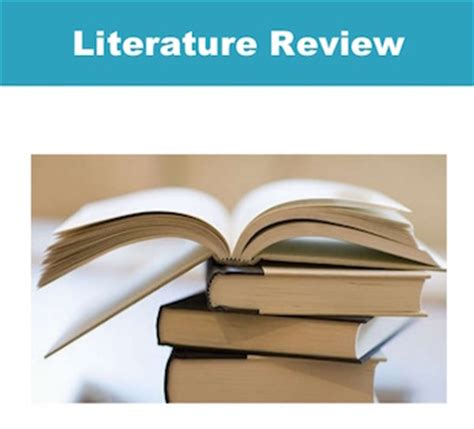 Thesis Literature Review Writing Help - Research Writing Desk